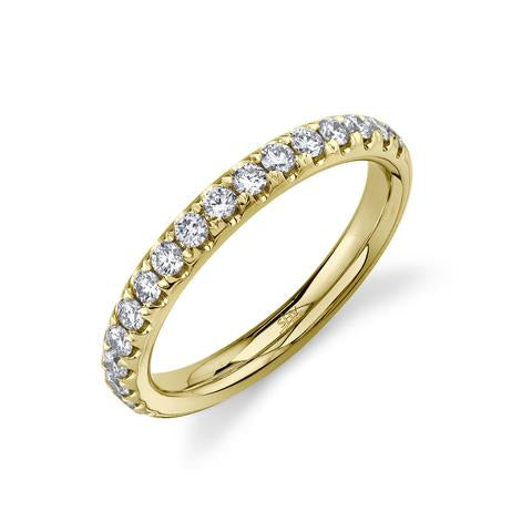HALF DIAMOND ETERNITY BAND