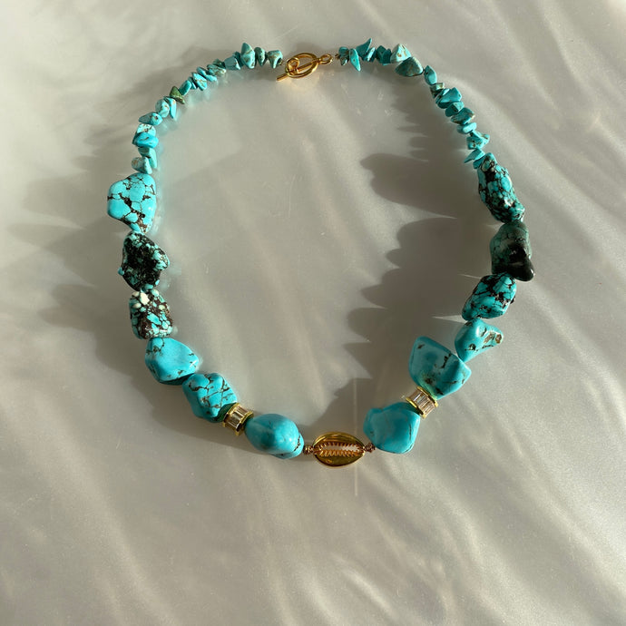 Island Dream Necklace Turquoise