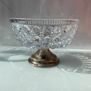 Vintage Glass Cup II