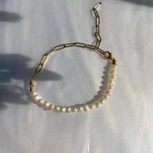 Load image into Gallery viewer, The Pearl Keeper Bracelet
