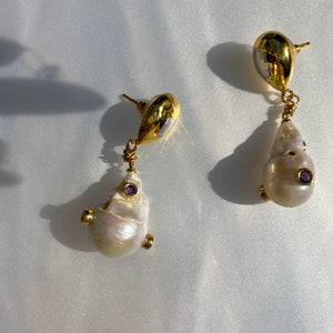 Baroque Earrings