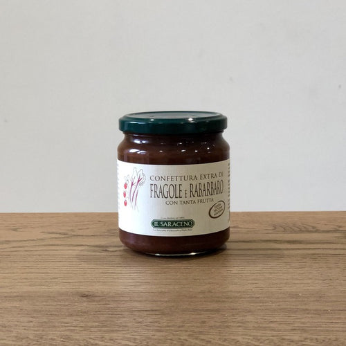 Sala Strawberry & Rhubarb Jam - Il Fattore