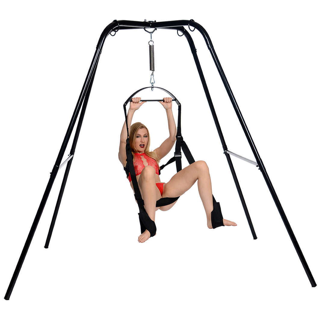 Trinity Vibes Trinity Ultimate Sex Swing Stand AC469,Sex Swings