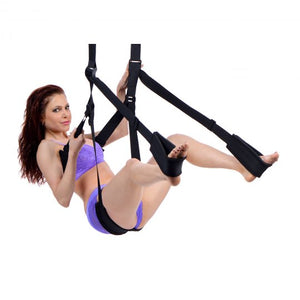 Trinity Vibes Trinity Sex Swing EC200-Black