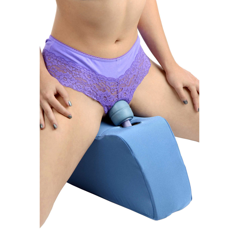Wand Essentials Deluxe Ecsta-Seat Wand Positioning Cushion AD402,Wand Massager Accessories