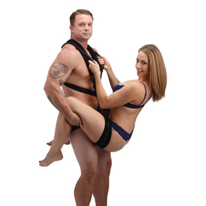Frisky Stand and Deliver Sex Position Body Sling AE208,Gifts For Couples