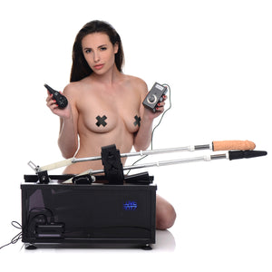 LoveBotz Athenas Ultimate Sex Machine AF399,Electric and Battery Powered Machines