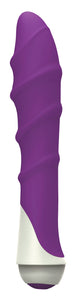 Gossip Lily 7 Function Silicone Vibe- Purple AF742-Purple,Silicone Vibrators