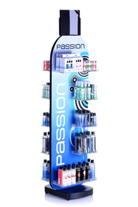 Passion Lubricants Passion Lubes POP Display AF873,Anal Lube