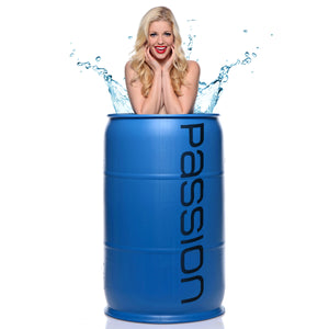 Passion Lubricants Passion Performance 55 Gallon Water-Based Lubricant Drum AF979,Made in America Lubricants
