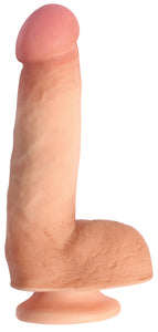 Home Grown Cock 6 Inch BioSkin Dildo AG159,Made in America Insertables