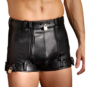 Strict Leather Strict Leather Chastity Shorts- 31 inch waist AT300-31,Chastity for Her