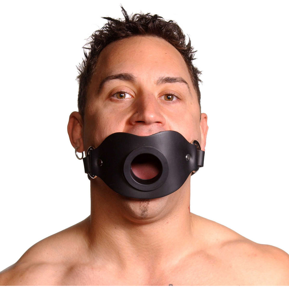 Master Series Feeder Locking Open Mouth Gag DU615,Mouth Gags
