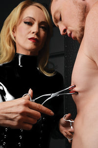 Mistress by Isabella Sinclaire Isabellas Stainless Steel Forceps IS116,Mistress by Isabella Sinclaire