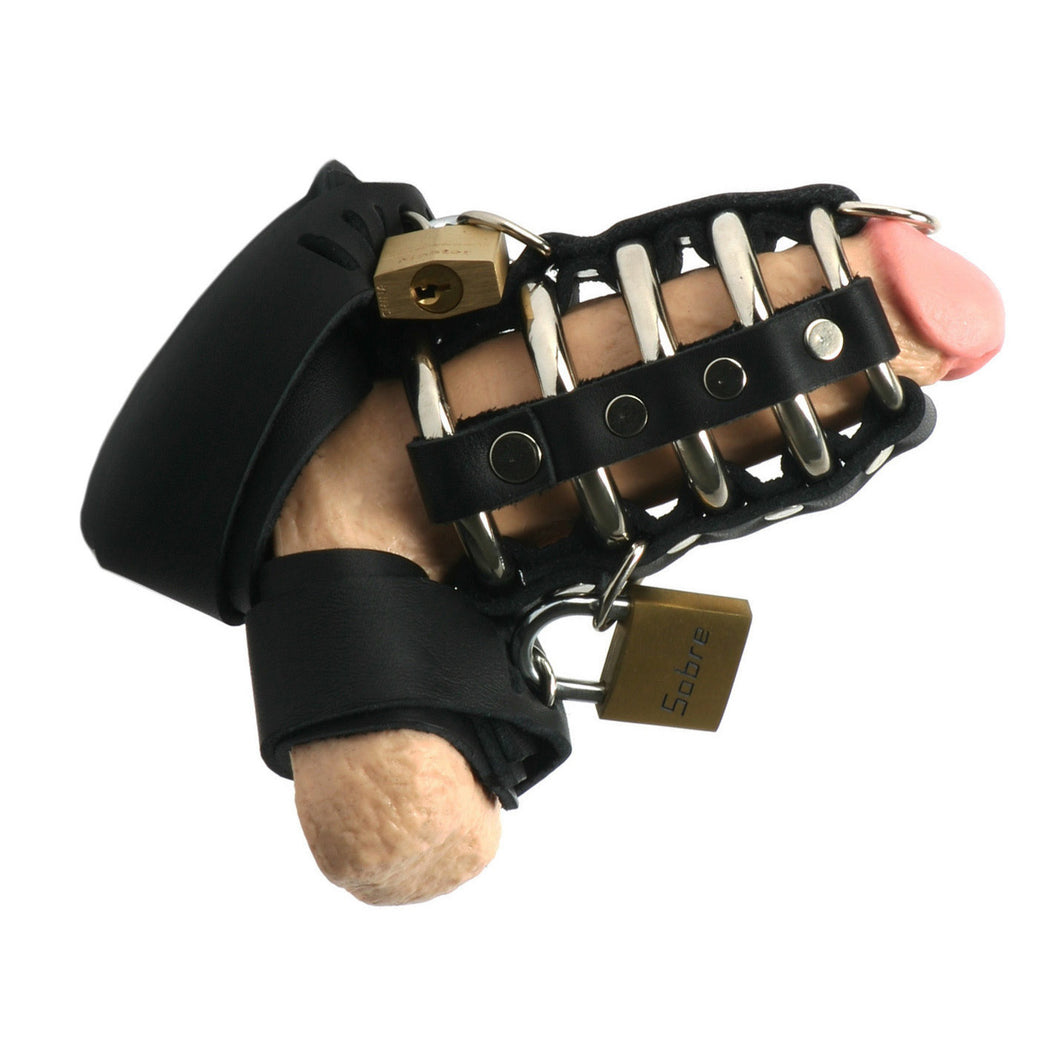 Strict Leather Strict Leather Gates of Hell Chastity Device SP350,Chastity for Him