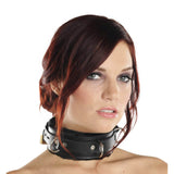 Strict Leather Strict Leather Premium Fur Lined Locking Collar- SM SV503-SM,Bulk Packaged Products