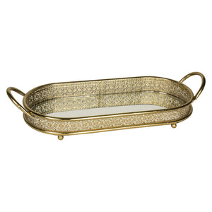Battlesden Mirrored Tray
