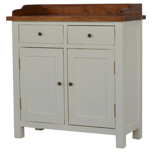 Country Cabinet Kitchen Two Tone