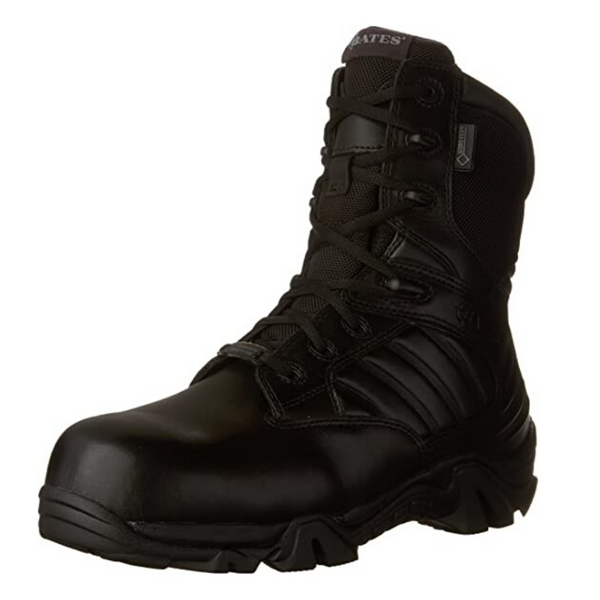 Men's First Responder Tactical Size Zip Boot with Gore-Tex® By BATES