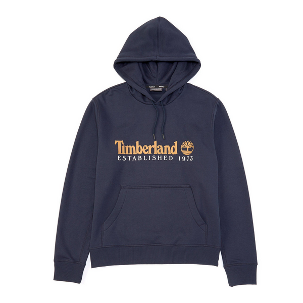Timberland Established 1973 Pullover Hoodie - Sphr/Wheat