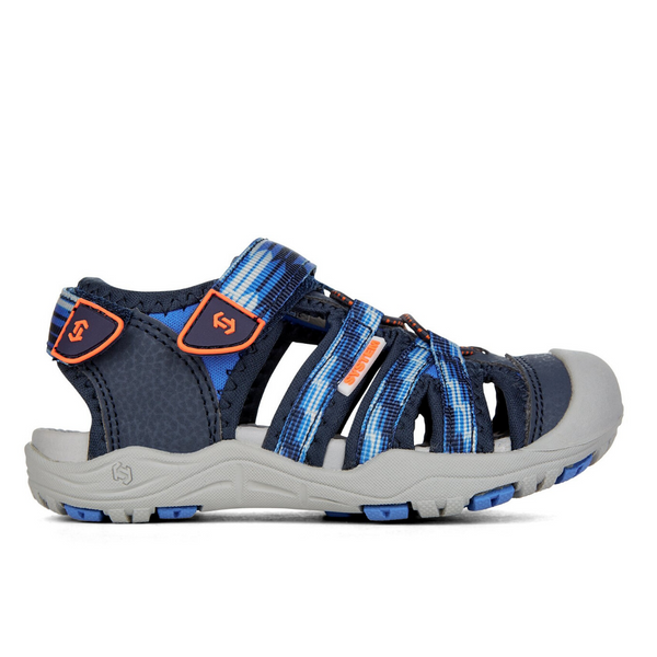 Boy's Sandal in Navy
