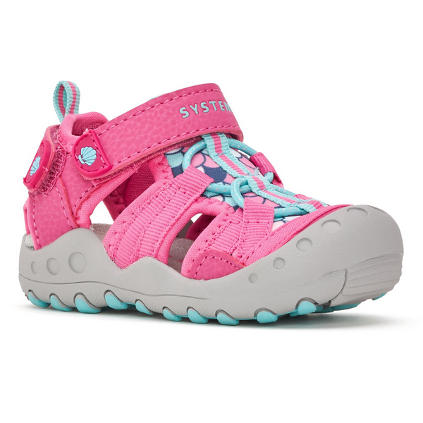 Baby/Toddler Sandal in Pink
