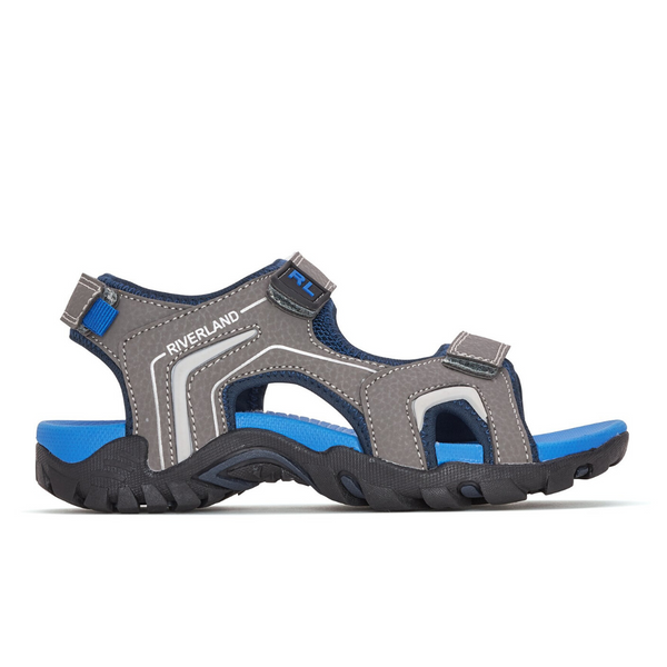 Boy's Sandal in Grey