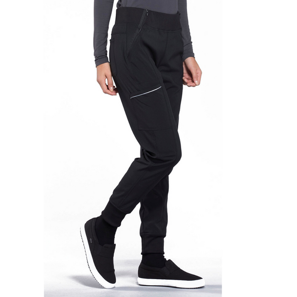 Women's Infinity Scrub Pant Jogger (Tall Length) in Black