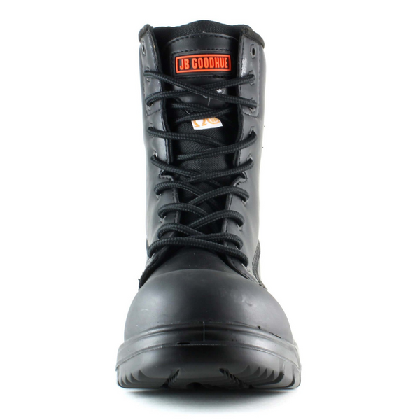 Men's STORM 8-inch BLACK CSA Work Boot By JB GOODHUE