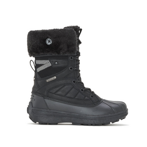 Women's Waterproof Chalet Star in Black
