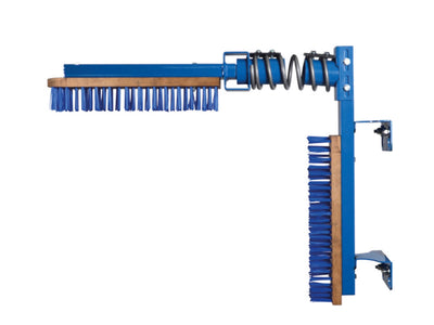 DELMER FIXED SCRATCHING BRUSH FOR CATTLE