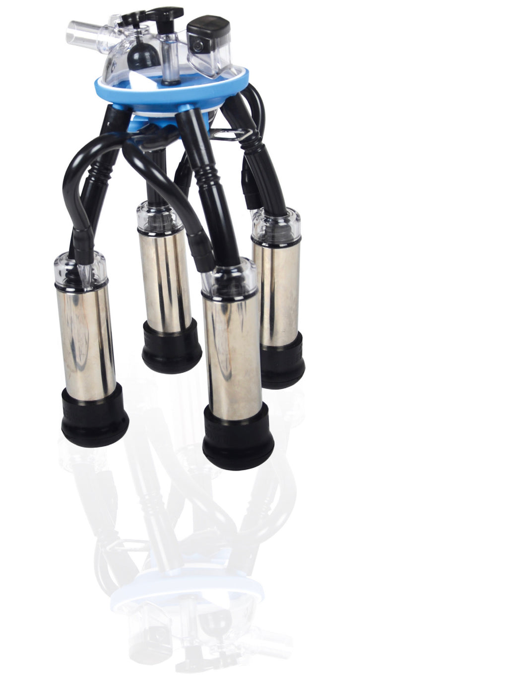 DELMER MILKING CLUSTER for Milking Machines and Milking Parlours
