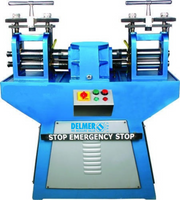 Delmer Automatic Electric Jewellery Rolling Mill