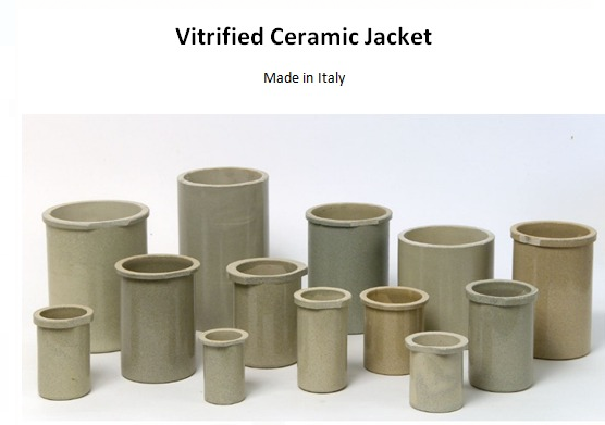 Delmer Vitrified Ceramic Jacket