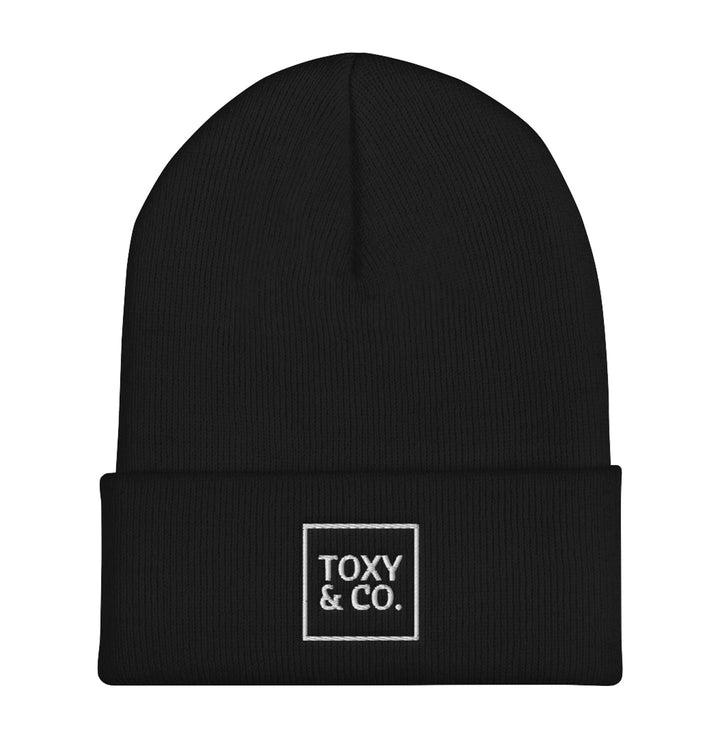 Toxy & Co. Beanie, Black