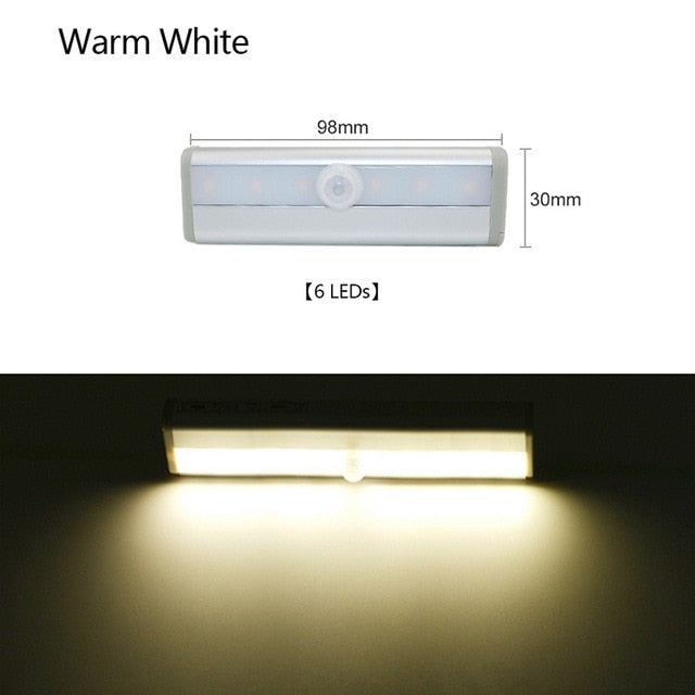 MOTION SENSOR LED CABINET LIGHT