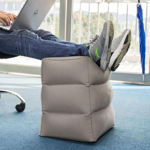 Inflatable Foot Rest Pillow - F4TW