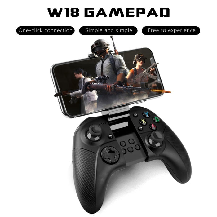 MUTLI FUNCTIONAL WIRELESS GAMEPAD