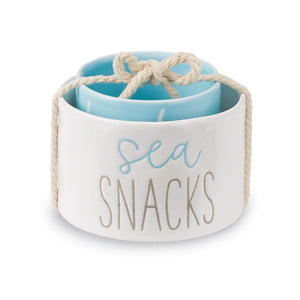 Beach Snacks Dip Set