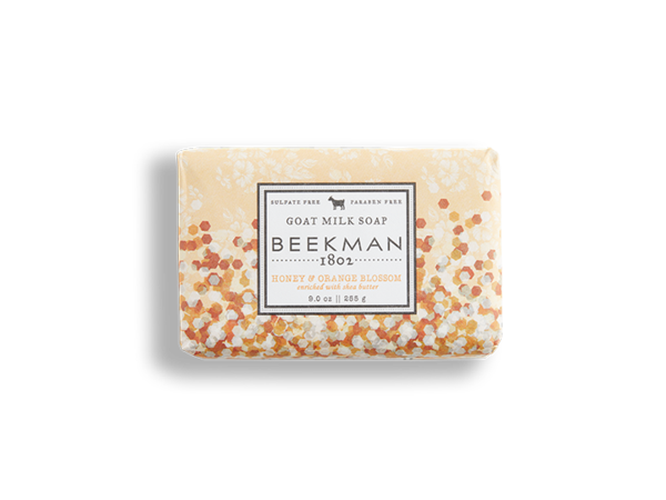 Honey & Orange Blossom Bar Soap 9OZ