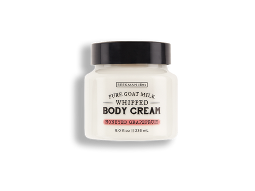 Honeyed Grapefruit Whipped Body Cream
