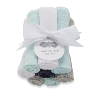 Boy Washcloths Set
