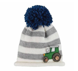 Tractor Knit Hat