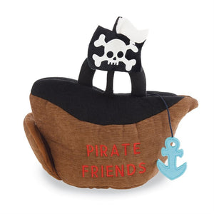 Pirates Friends Plush Set