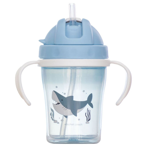 Shark Straw Cup