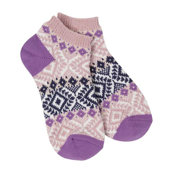 Gallery Textured Low Madeline Socks