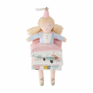 Pink Princess Plush Book