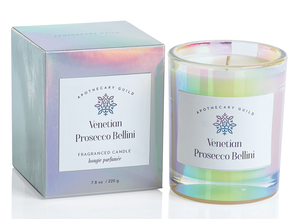 Venetian Prosecco Bellini Apothecary Guild Iridescent Candle