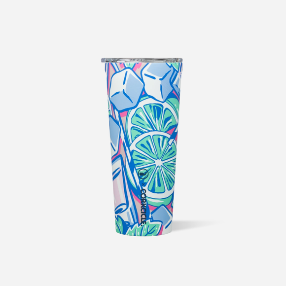 Vineyard Vines Mint Julip 24 Oz Tumbler