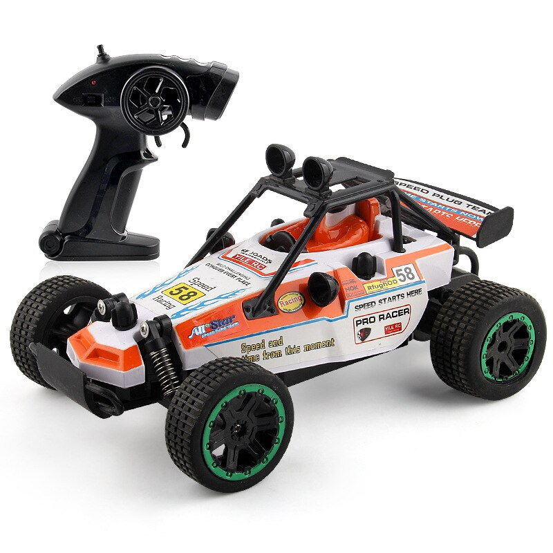 1:20 4WD RC Off-road Car Remote Control High Speed Truck Vehicle 2.4G Radio Controlled Racing Car Model Toys For Children